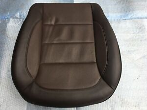 MERCEDES BENZ GL350 ML350 W166 FRONT LEFT SEAT CUSHION OEM A1669100122