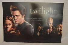 """Twilight Film Poster """"When you live forever what do you live for?"""""""