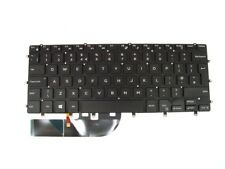 Genuine Dell XPS 15 9550 9560 9570 7590 UK Layout BACKLIT Keyboard VC22N NEW