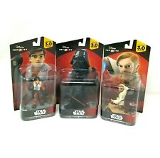 Lot of 3 Star Wars Disney Infinity 3.0  Character Action Figures Bundle see pic