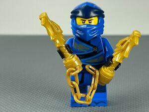 Jay Ninjago Legacy 70670 70668 70660 LEGO Minifigure Figure Blue Ninja