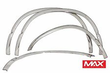FTDO207 02-09 Dodge Ram 2500/3500 Dually POLISHED Stainless Steel Fender Trim