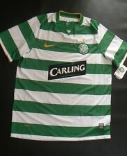 NIKE CELTIC Football Shirt  Home Shirt Men's UK Size Large 42 / 44 Chest New Tag