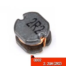 20PCS CD32 2.2UH(2R2) Wire-wound SMD/SMT Power Inductor/Inductance
