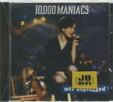 10,000 MANIACS - MTV UNPLUGGED. /  LIVE SET. (R.E.M , 10CC , INDIGO GIRLS , 112)
