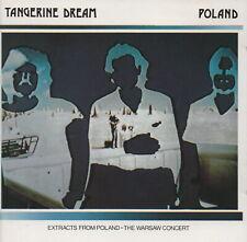 TANGERINE DREAM - Poland - CD album