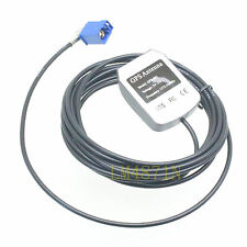 Gps Antenna Fakra C blue right angle 3M Cable Mfd2 Rns2 Rns-E Mfd 2 Vw Sat Nav
