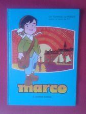 COMIC LAS AVENTURAS DE MARCO SEGÚN LA SERIE DE TV TVE, JAIMES LIBROS 1977 VER FO