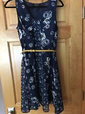 c15c301d08aa1 Jason Wu For Target Sleeveless Floral Print Lined Dress Size S