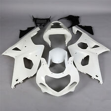 Injection Unpainted ABS Fairing Bodywork Kit For Suzuki GSXR1000 2000-2002 01