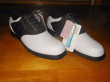 NEW Tommy Armour 845 Saddle men's golf shoes - Size 9 M - NEW with tags