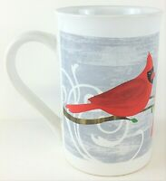 Royal Norfolk Cardinal Coffee Tea Cup Mug