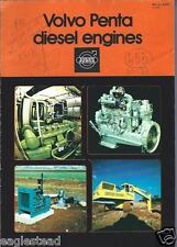 Equipment Brochure - Volvo Penta Diesel Engine Capabilities Products (E2685)