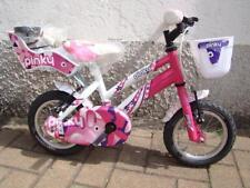 Bici bimba 12 con cestino colore rosa 2-3 anni bicicletta bambina di qualita'