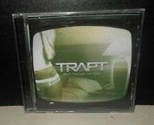 Only Through the Pain 2008 Trapt  Pre-Owned Cd (VG) 11 Metal Tracks Ships Free