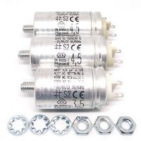 Hydra Motorkondensatoren Set Revox B77 PR99 A77 (1x 3,5μF + 2x 4,5μF) Capacitors