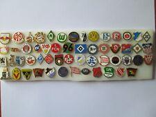 lotto 55 pins BUNDESLIGA LEAGUE FOOTBALL CLUB FC lot spille germania germany