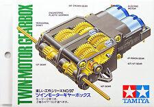 Tamiya 70097 Twin Motor Gearbox