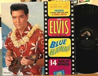 Elvis Presley Blue Hawaii Vinyl LP RCA LPM-2426 MONO Can't Help Falling In Love