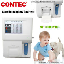 New CONTEC kt-6300 VET auto hematology analyzer veterinary color touch screen