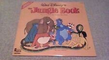 WALT DISNEY'S THE JUNGLE BOOK ORIGINAL FILM SOUNDTRACK UK LP 1967 Louis Prima