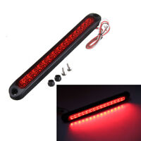 1pcs 15 LED Stop Tail Light Ultra-Slimline Truck UTE Reverse Blinker Lamp 10-30V