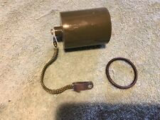 NOS Military Truck NATO Slave Cable Receptical Cover Plus Gasket Ar7