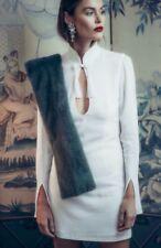 Stone Cold Fox Women's Liu White Mini Dress Size 0 Very Rare Dress