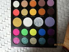 100% Authentic Morphe 24 A Artist Pass Eye Shadow Palette New In Box