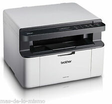MultiFuncion Brother DCP-1510 DIN A4 Laser B/N Impresora Copiadora y Escaner USB