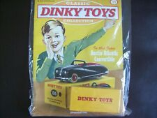 Classic Dinky Toys Collection magazine Part # 39 Austin Atlantic Convertible