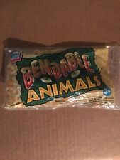 Wendy's Kids' Meal Toy - 2004 Bendable Animals Toy - Giraffe *NEW*