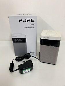 Pure Pop Midi Portable Digital DAB FM Radio With Bluetooth P440BT    (sto)