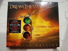 DREAM THEATER - SYSTEMATIC CHAOS (CD 2007)