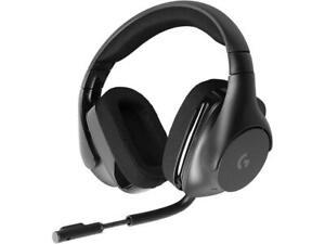 NIB Logitech G533 Wireless DTS 7.1 Surround Gaming Headset - (981-000632)