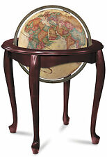 Replogle Queen Anne 16 Inch Floor World Globe