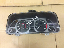 PEUGEOT 306 1.4 SPEEDO CLOCKS 2000 9636739980 TWIN   PLUG