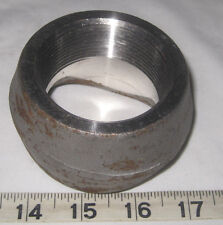 "Stainless Steel Thredolet 2""NPTx 2-1/2"" Weld on pipe Fitting"