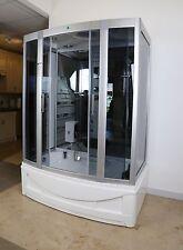 9001S Bluetooth Kokss Shower Room Enclosure Steam shower LED Lights