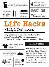 LIFE HACKS: Any Procedures Action That Solve a Problem...K. Bradford- FREE SHIP