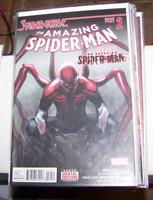 Amazing Spider-Man #  10  2015, Marvel  spider-verse pt 2+ superior spiderman