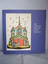 The Poor Lad & the Cruel Princess - Ukrainian Folk Tale - Illustrated 1982