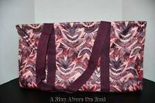 Thirty One LARGE Utility Tote in Floral Ikat - NEW