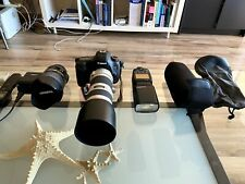 Canon 5D Mark III + Canon 70-200 USM L 4 + Tamron SP 24-70 f.2.8 Di VC + Flash