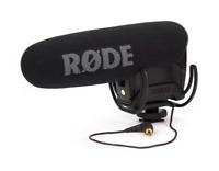 Rode VideoMic Video Mic Pro R Directional Shotgun Microphone