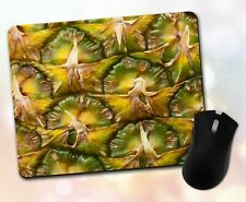 New listing Food Mouse Pad • Close Up Pineapple Detail Gift Decor Desk Accessory