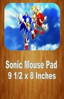 Sonic #2 Mouse Pad Home Or Office