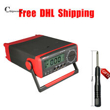 UNI-T Desktop Bench Type Digital Multimeters Data Hold Automatic Range Ammeter