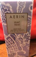 """Aerin """"Lilac Path"""" Body Wash  7.6 Fl. Oz. Brand New Sealed in Box"""