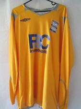Birmingham City 2009-2010 Football Goalkeeper Shirt Size XXL  /11091